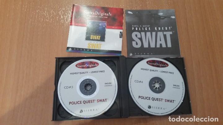 Videojuegos y Consolas: SWAT Police Quest (Sierra Originals) - VIDEOJUEGO - Juego - Foto 3 - 100512391