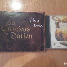Videojuegos y Consolas: TOTAL ANNIHILATION: KINGDOMS - VIDEOJUEGO - JUEGO PC. Lote 100512551