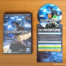 Videojuegos y Consolas: JUEGO PC 'DARKSPORE'.. Lote 101011255