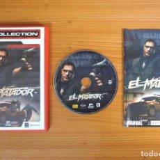 Videojuegos y Consolas: JUEGO PC 'EL MATADOR', TOTALMENTE EN CASTELLANO.. Lote 101011971