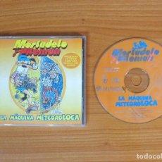 Videojuegos y Consolas: JUEGO PC 'MORTADELO Y FILEMÓN, LA MÁQUINA METEOROLOGA'.. Lote 101013103