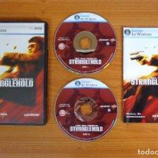 Videojuegos y Consolas: JUEGO PC 'STRANGLEHOLD'.. Lote 101013955