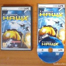 Videojuegos y Consolas: JUEGO PC 'TOM CLANCY'S, H.A.W.X HAWX', TOTALMENTE EN CASTELLANO.. Lote 101014791