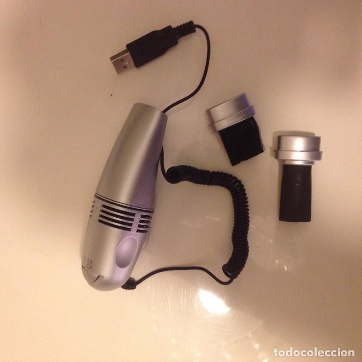 ASPIRADOR PARA TECLADOS( USB) (Juguetes - Videojuegos y Consolas - PC)