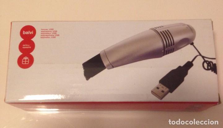 Videojuegos y Consolas: ASPIRADOR PARA TECLADOS( USB) - Foto 2 - 101061347