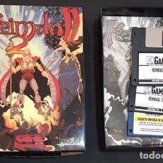 Videojuegos y Consolas: JUEGO DE ORDENADOR HEIMDALL 2 DISQUETTE 3,5 3 1/2 PC. Lote 101124015