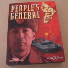 Videojuegos y Consolas: PEOPLE'S GENERAL PC BOX CAJA CARTON. Lote 101218715