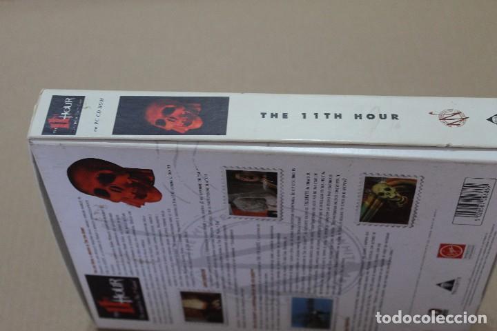 Videojuegos y Consolas: THE 11TH HOUR PC BOX CAJA CARTON EN INGLES - Foto 5 - 101220539