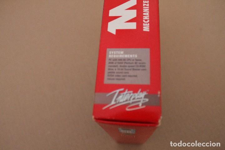 Videojuegos y Consolas: M.A.X. PC BOX CAJA CARTON - Foto 4 - 101223731