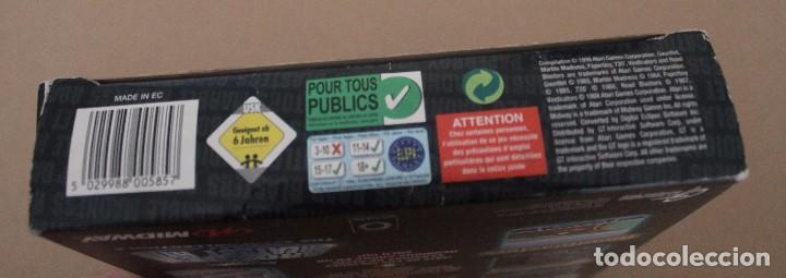 Videojuegos y Consolas: ARCADE'S GREATEST HITS THE ATARI COLLECTION 2 PC BOX CAJA CARTON - Foto 4 - 101226811