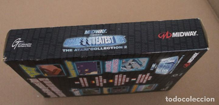 Videojuegos y Consolas: ARCADE'S GREATEST HITS THE ATARI COLLECTION 2 PC BOX CAJA CARTON - Foto 5 - 101226811