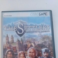 Videojuegos y Consolas: PC THE SETTLERS. Lote 101698539