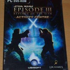 Videojuegos y Consolas: JUEGO P C STAR WARS EPISODE III. Lote 101972939