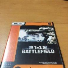 Videojuegos y Consolas: BATTLEFIELD 2142 JUEGO PC. Lote 102064703