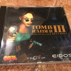 Videojuegos y Consolas: PC TOMB RAIDER III. Lote 102076287