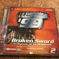 Videojuegos y Consolas - JUEGO PC BROKEN SWORD - 102076776