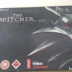 Videojuegos y Consolas: ANTIGUO JUEGO PC THE WITCHER . Lote 102166567
