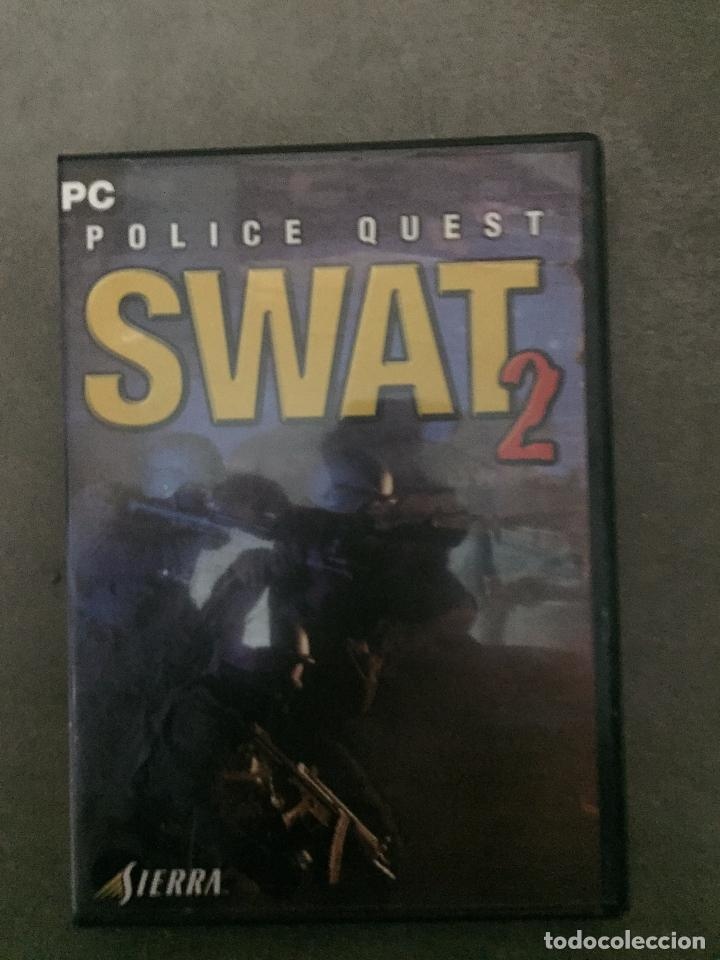 JUEGO PC POLICE QUEST SWAT 2 (Juguetes - Videojuegos y Consolas - PC)