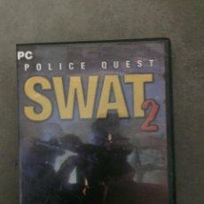 Videojuegos y Consolas: JUEGO PC POLICE QUEST SWAT 2. Lote 24405478