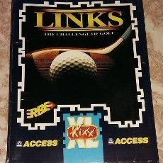 Videojuegos y Consolas: LINKS PC 3 1/2. 1991. ERBE MAXI JOGOS. Lote 102281983