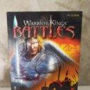 Videojuegos y Consolas: WARRIOR KINGS BATTLES PC. Lote 102612723