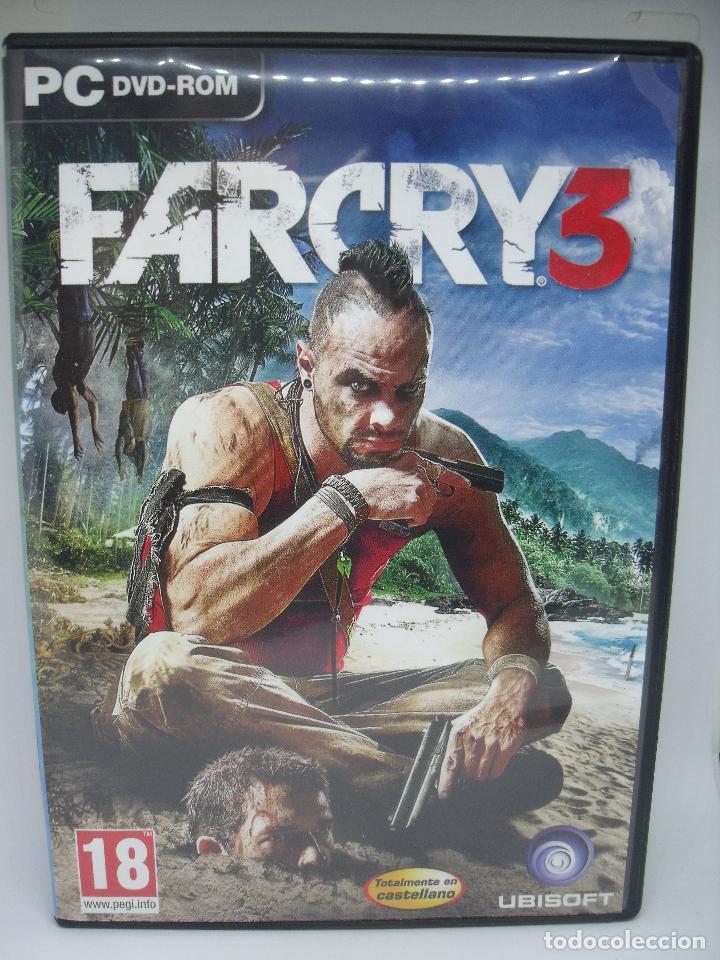 JUEGO PC FARCRY 3 (Juguetes - Videojuegos y Consolas - PC)