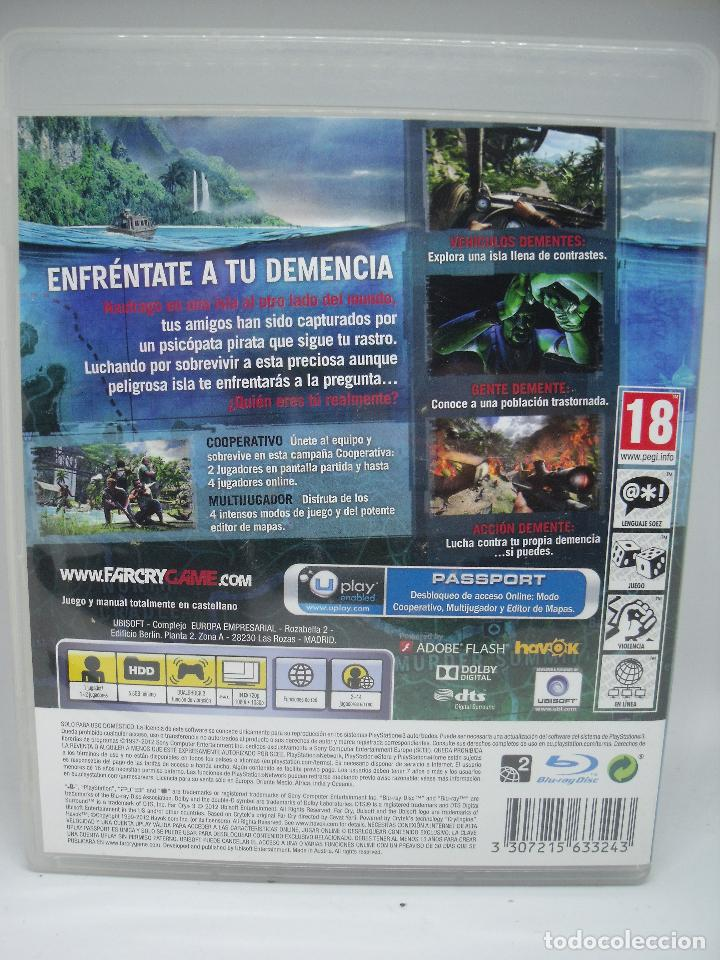 Videojuegos y Consolas: JUEGO PC FARCRY 3 - Foto 2 - 103055459
