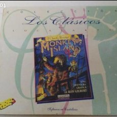 Videojuegos y Consolas: ANTIGUO JUEGO DE PC LOS CLASICOS DE LUCAS ARTS . Lote 102169407