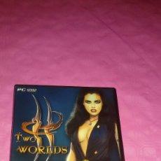 Videojuegos y Consolas: JUEGO PARA PC PC-DVD TWO WORLDS COMO NUEVO!!!!!!!!!!!!!!!!!!!!!!!. Lote 103437727