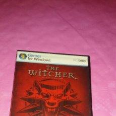 Videojuegos y Consolas: JUEGO PARA PC.THE WITCHER PC-DVD COMO NUEVO!!!!!!!!!!!!!!!!!!!!!!!!!!. Lote 103440607