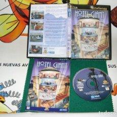 Videojuegos y Consolas - hotel giant pc cd rom zeta games - 103513975