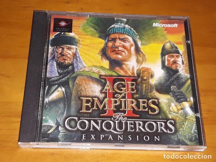 Antiguo juego de pc-cd rom : age of empires ii - Sold