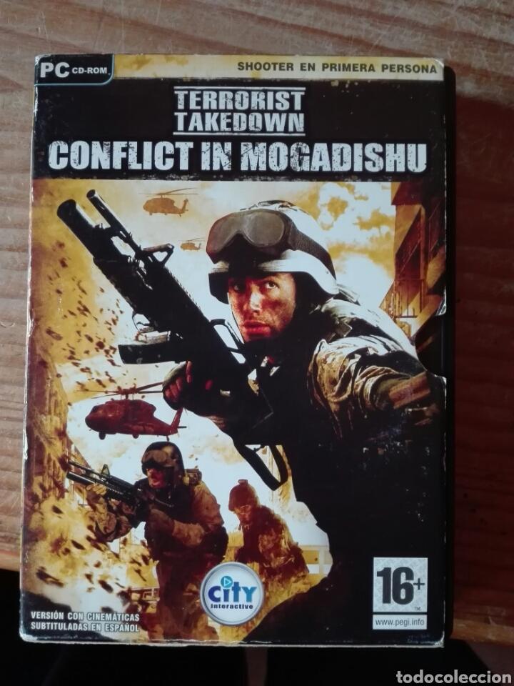 CONFLICT IN MOGADISHU PC JUEGO (Juguetes - Videojuegos y Consolas - PC)