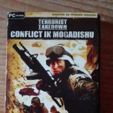 Videojuegos y Consolas: CONFLICT IN MOGADISHU PC JUEGO. Lote 103696624