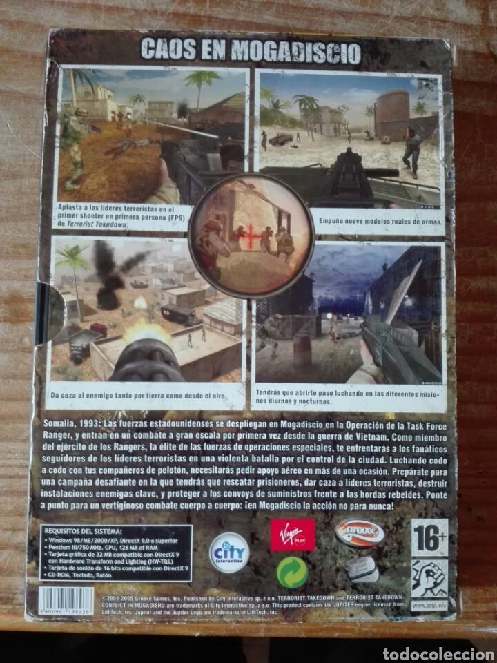 Videojuegos y Consolas: Conflict in mogadishu pc juego - Foto 2 - 103696624