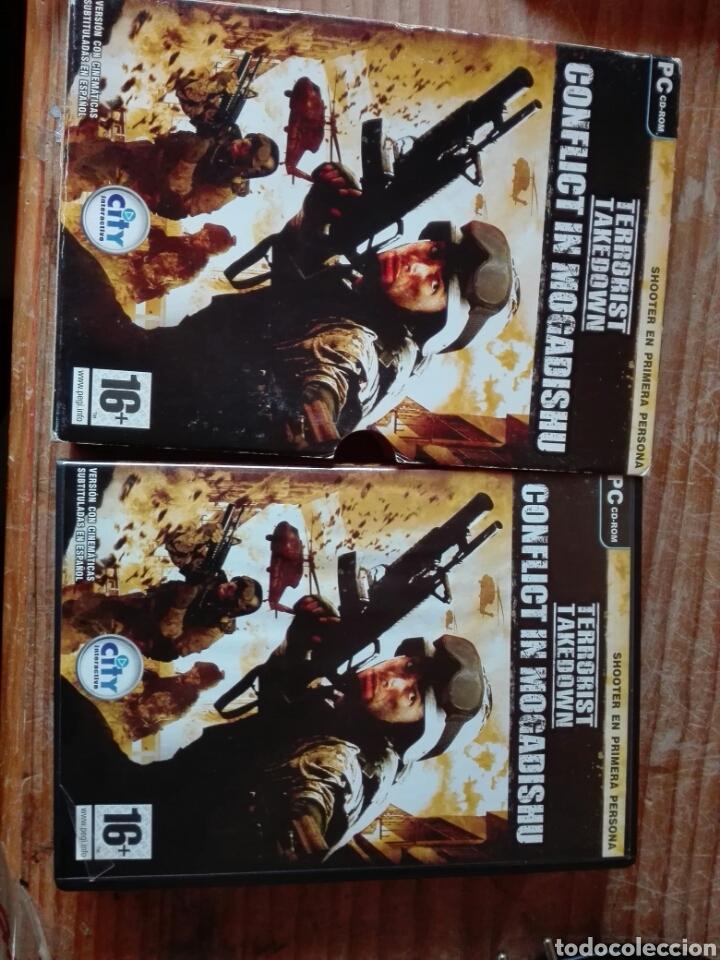 Videojuegos y Consolas: Conflict in mogadishu pc juego - Foto 3 - 103696624