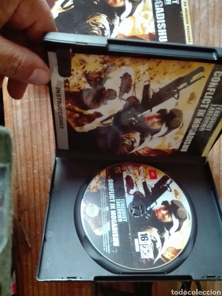 Videojuegos y Consolas: Conflict in mogadishu pc juego - Foto 4 - 103696624