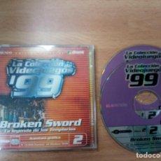 Videojuegos y Consolas - Broken Sword - PC - 103754691