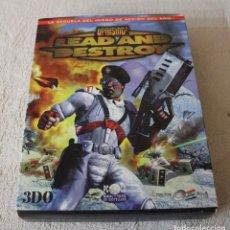 Videojuegos y Consolas: UPRISING 2 LEAD AND DESTROY JUEGO PC BOX CAJA CARTON. Lote 103873919