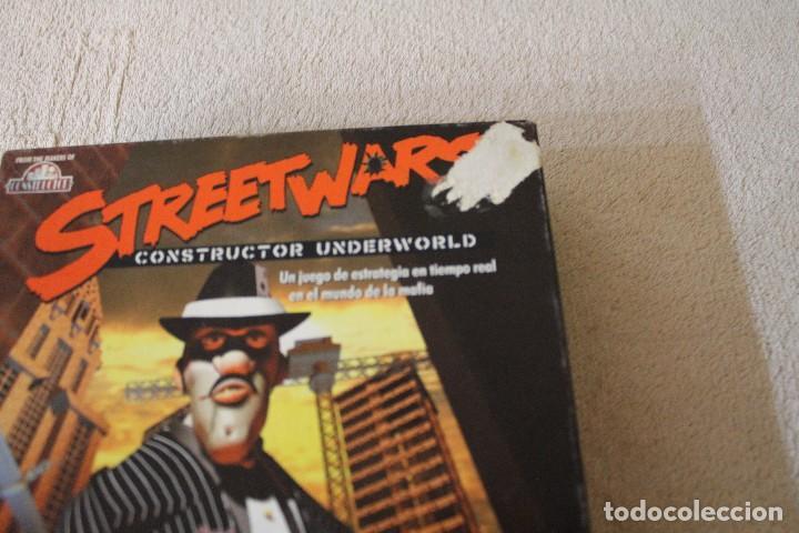Videojuegos y Consolas: STREETWARS CONSTRUCTOR UNDERWORLD PC BOX CAJA CARTON - Foto 3 - 103874955
