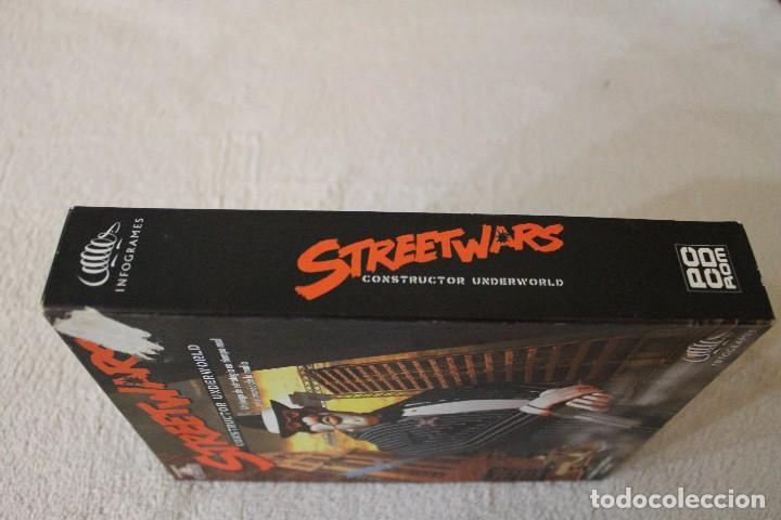 Videojuegos y Consolas: STREETWARS CONSTRUCTOR UNDERWORLD PC BOX CAJA CARTON - Foto 6 - 103874955