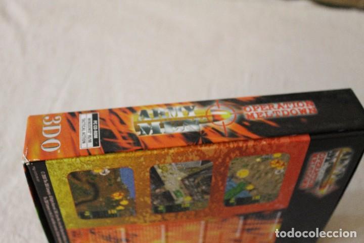 Videojuegos y Consolas: ARMY MEN OPERATION MELTDOWN PC BOX CAJA CARTON - Foto 7 - 103878027
