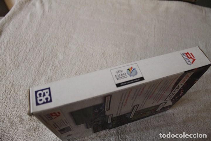 Videojuegos y Consolas: UEFA EURO 2000 PC BOX CAJA CARTON - Foto 4 - 103879667
