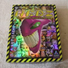 Videojuegos y Consolas: H.E.D.Z HEAD EXTREME DESTRUTION ZONE PC BOX CAJA CARTON. Lote 103879883