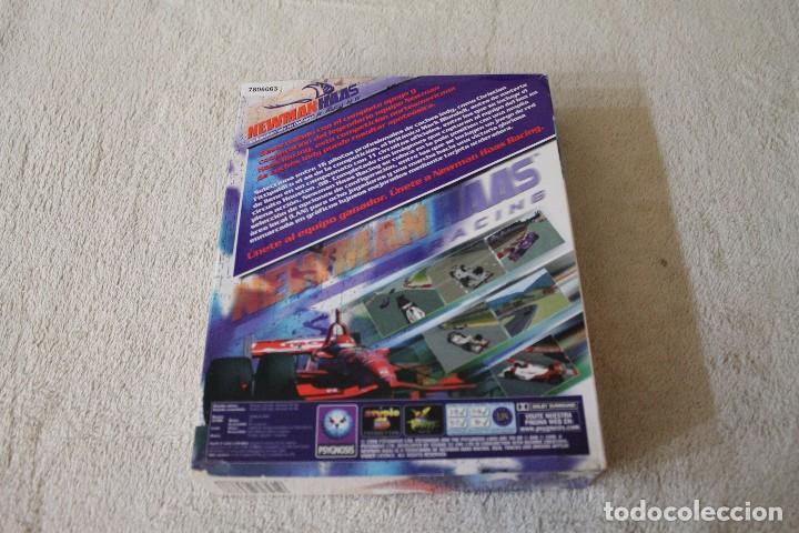 Videojuegos y Consolas: NEWMAN HAAS AN AMERICAN INDY CAR CHALLENGE RACING PC BOX CAJA CARTON - Foto 3 - 103880631