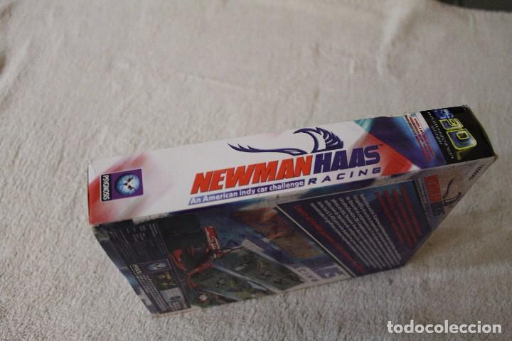 Videojuegos y Consolas: NEWMAN HAAS AN AMERICAN INDY CAR CHALLENGE RACING PC BOX CAJA CARTON - Foto 4 - 103880631