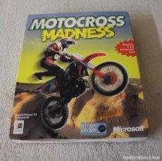 Videojuegos y Consolas: MOTOCROSS MADNESS PC BOX CAJA CARTON. Lote 103881871