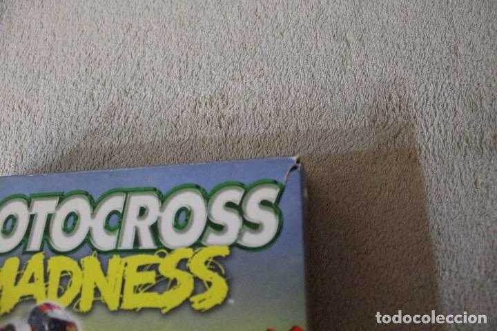 Videojuegos y Consolas: MOTOCROSS MADNESS PC BOX CAJA CARTON - Foto 4 - 103881871