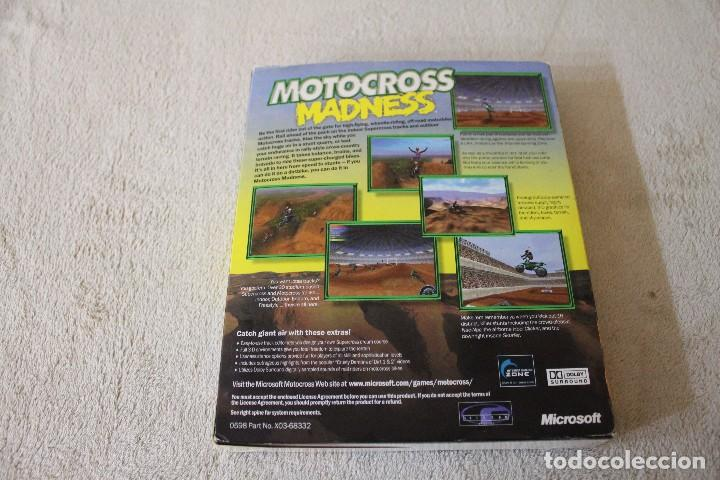 Videojuegos y Consolas: MOTOCROSS MADNESS PC BOX CAJA CARTON - Foto 5 - 103881871