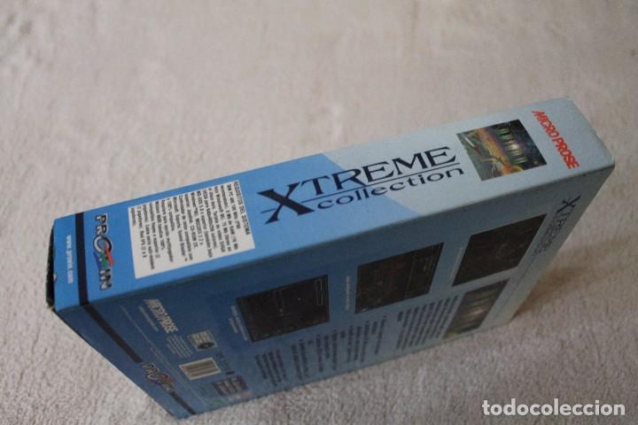 Videojuegos y Consolas: MASTER OF ORION II BATTLE AT ANTARES PC BOX CAJA CARTON - Foto 4 - 103882215